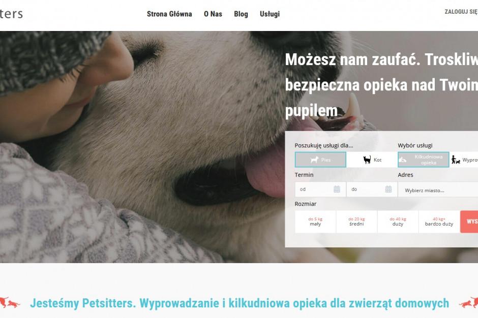 Startuje Petsittters - platforma dla opiekunów psów