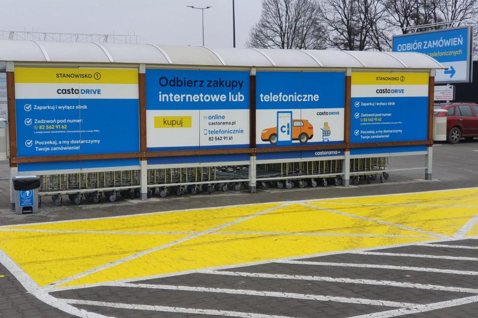 Castorama: zamówienia telefoniczne, CastoDrive. Związkowcy oburzeni na kasy parkingowe