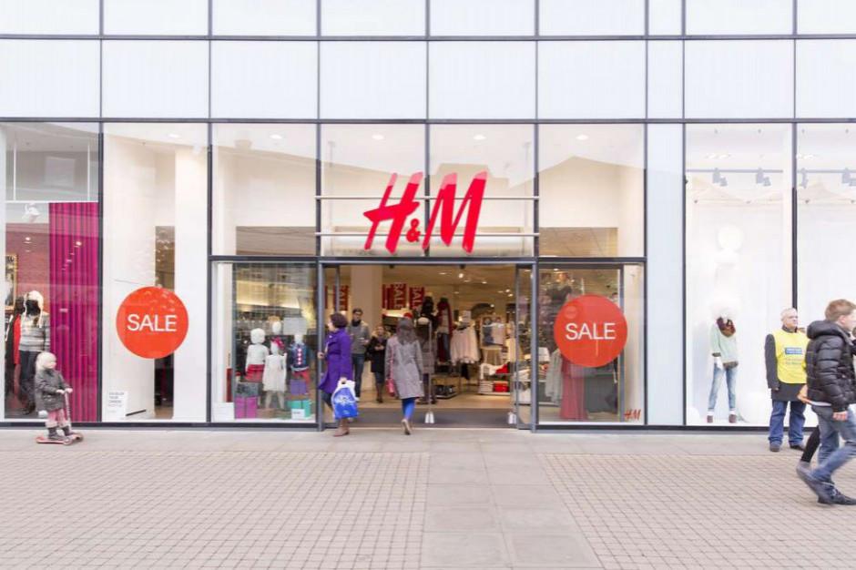 H&M ze spadkiem sprzedaży o 21 proc.