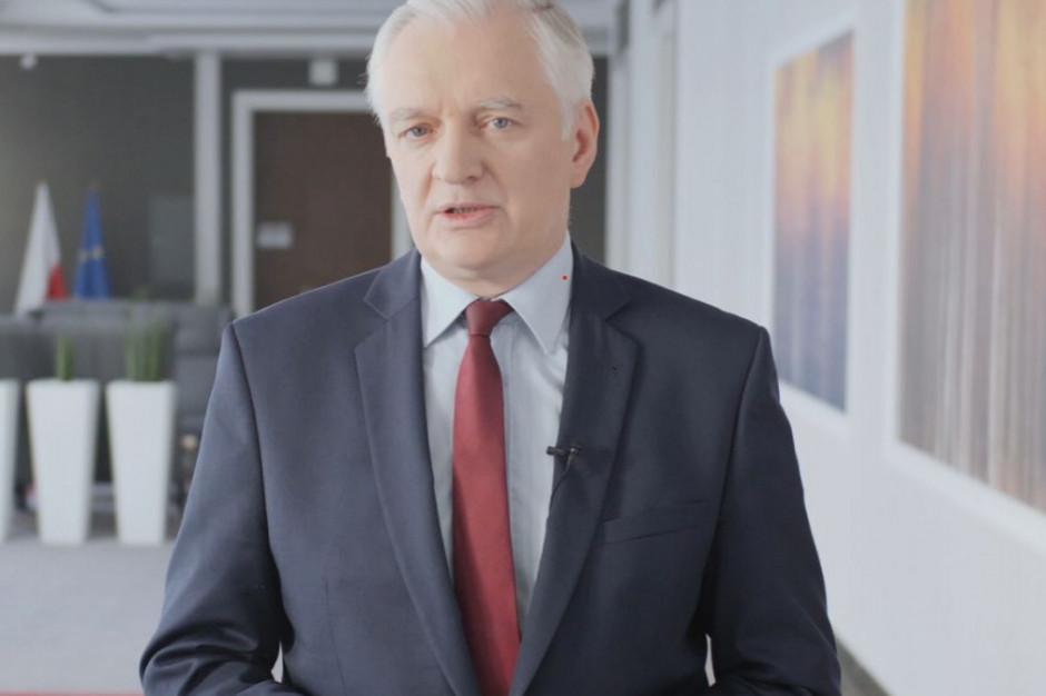 Gowin: nowe branże objęte tarczą muszą poczekać 3-4 tygodnie na wypłaty