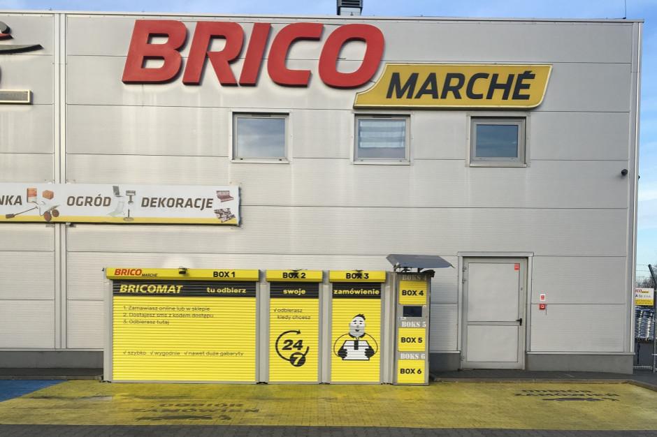 Bricomarché: Jesteśmy przygotowani na zwiększoną liczbę zamówień online