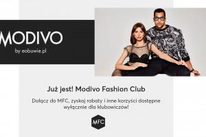 Użytkownicy aplikacji Modivo mogą sprawdzać, jak prezentują się w konkretnych...