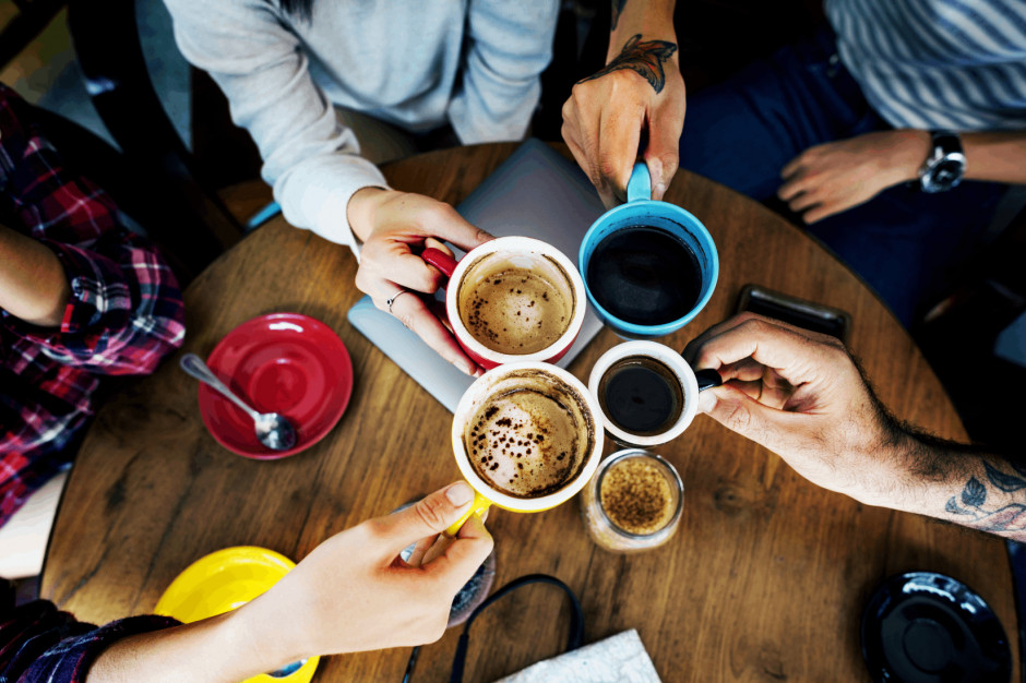Kawa Golden Bow Solutions w sieci Kaufland
