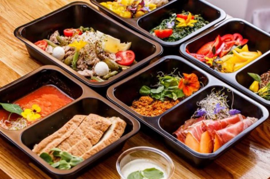 Firmy cateringu dietetycznego korzystają na wzroście rynku