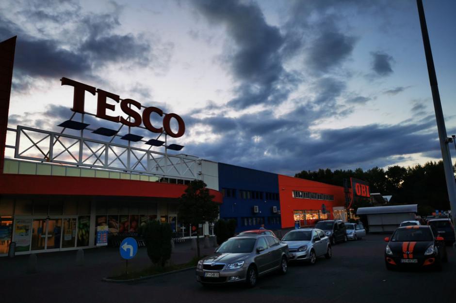 Wyniki Tesco w Polsce jako działalność zaniechana. Sprzedaż poniżej 5 mld zł