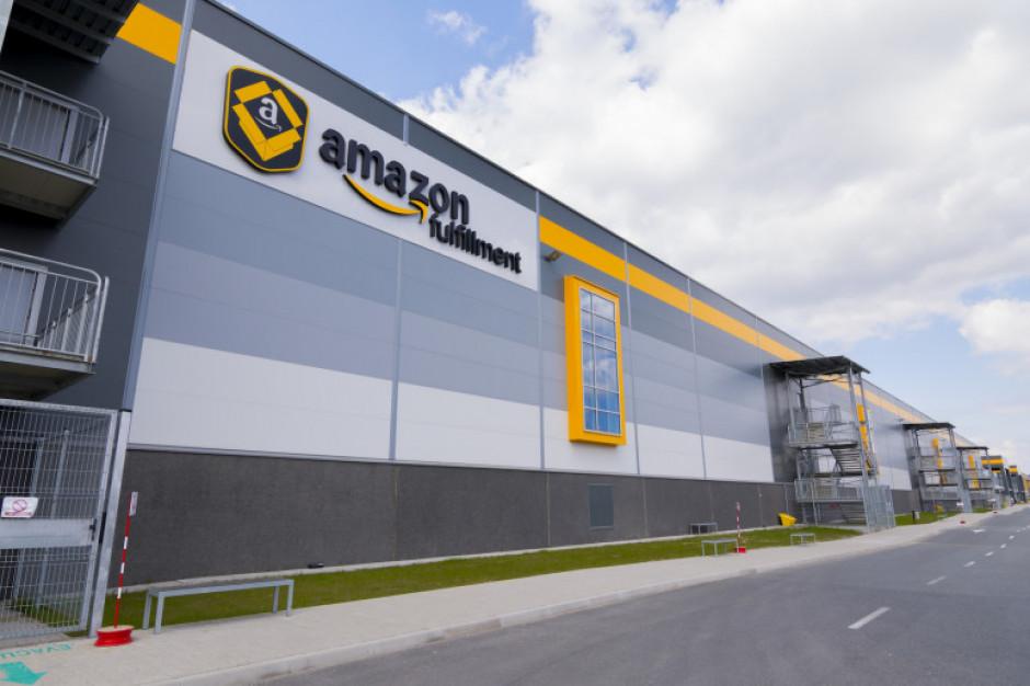 Niemal 4 tys. robotów wspiera pracowników Amazona w centrum w Gliwicach