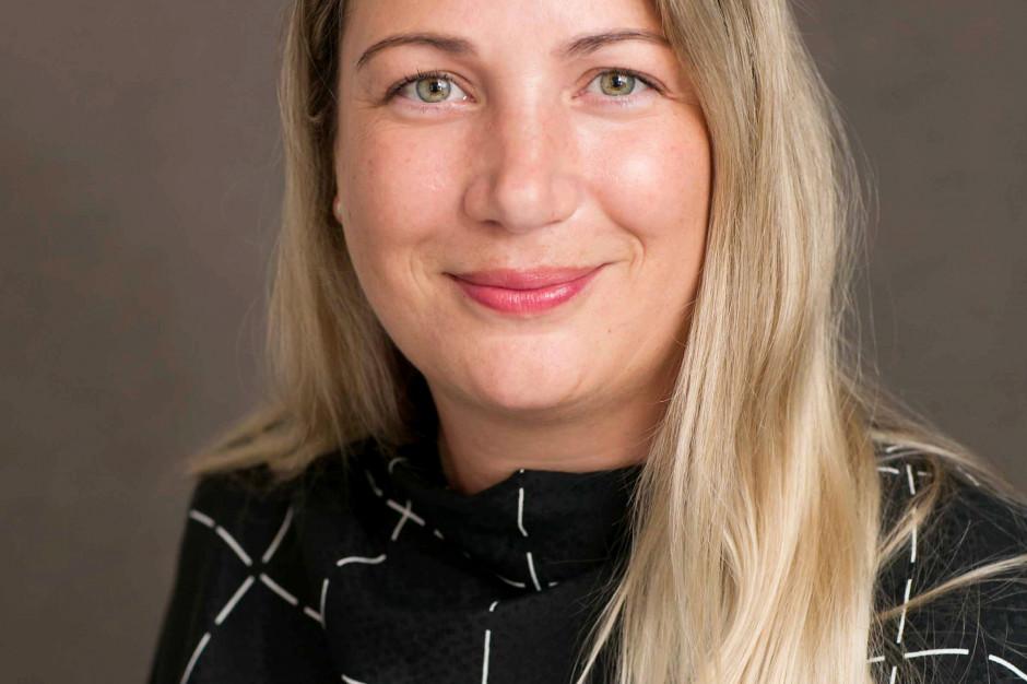 Lyndsey Loyden-Edwards na stanowisku dyrektora w Tetra Pak