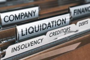 Lawinowo rośnie liczba bankructw i obaw przed upadłością