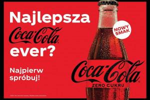 Coca-Cola Zero Cukru w nowej odsłonie