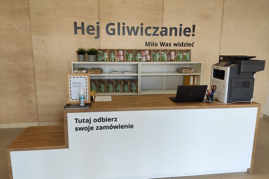 Ponad 10 tys. zamówień w rok do Punktu Odbioru Zamówień IKEA w Gliwicach