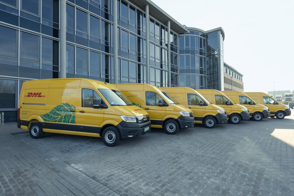 DHL Parcel inwestuje w dostawcze samochody elektryczne