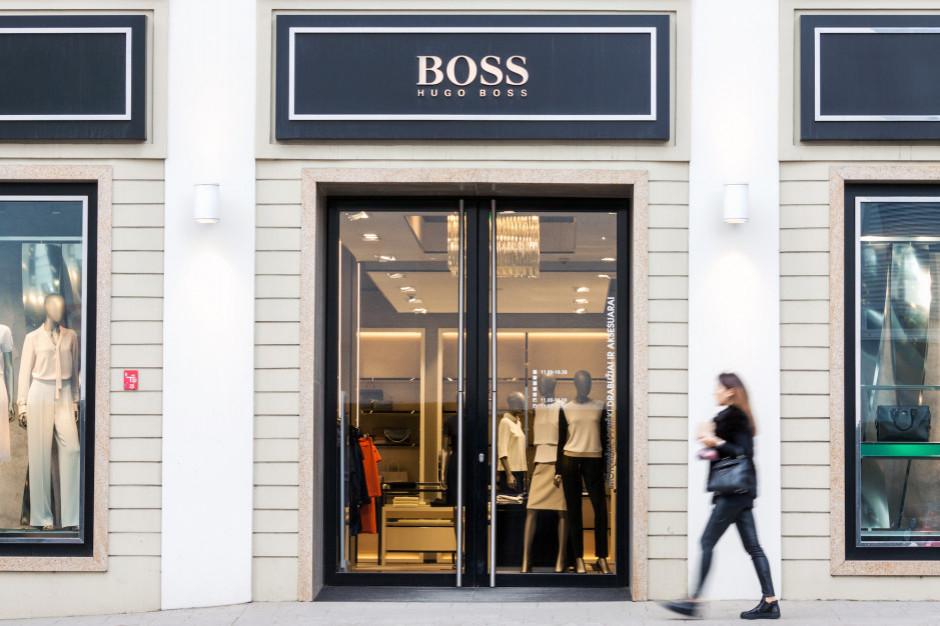 Hugo Boss chce podwoić obroty w kanale online