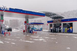 Stacja paliw, kącik gastronomiczny, sklep - ruszył punkt Moya w Zawoi