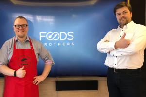 Zamienniki mięsa od Foods Brothers szukają drogi do klienta. Pomoże e-sklep