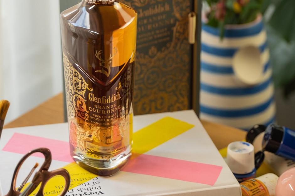 Malwina Konopacka w globalnej kampanii whisky Glenfiddich Grande Couronne