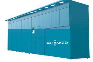 SelfMaker oferuje Szybkomaty dla sieci DIY