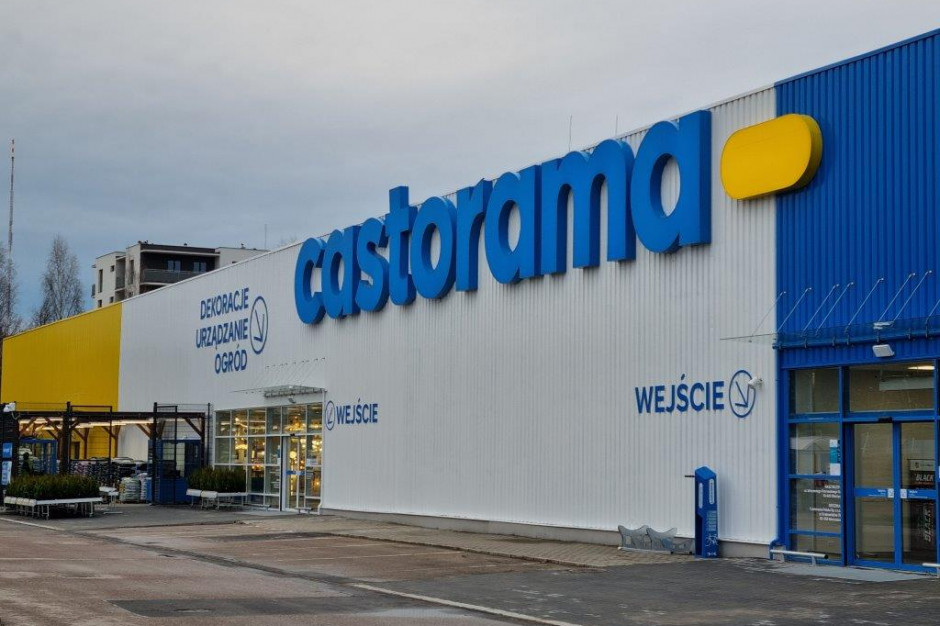 Rusza 87. sklep Castorama w Polsce. Obiekt powstał po dawnym sklepie Tesco