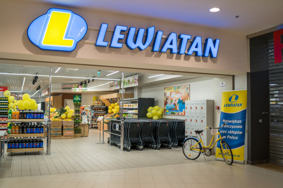 43 sklepy dołączyły do PSH Lewiatan w I kwartale br., ekspansja elementem strategii