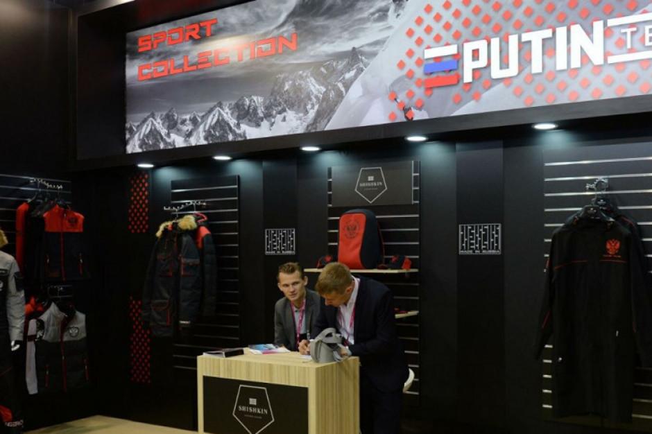 Ubrania Putin Team chcą podbić europejski rynek