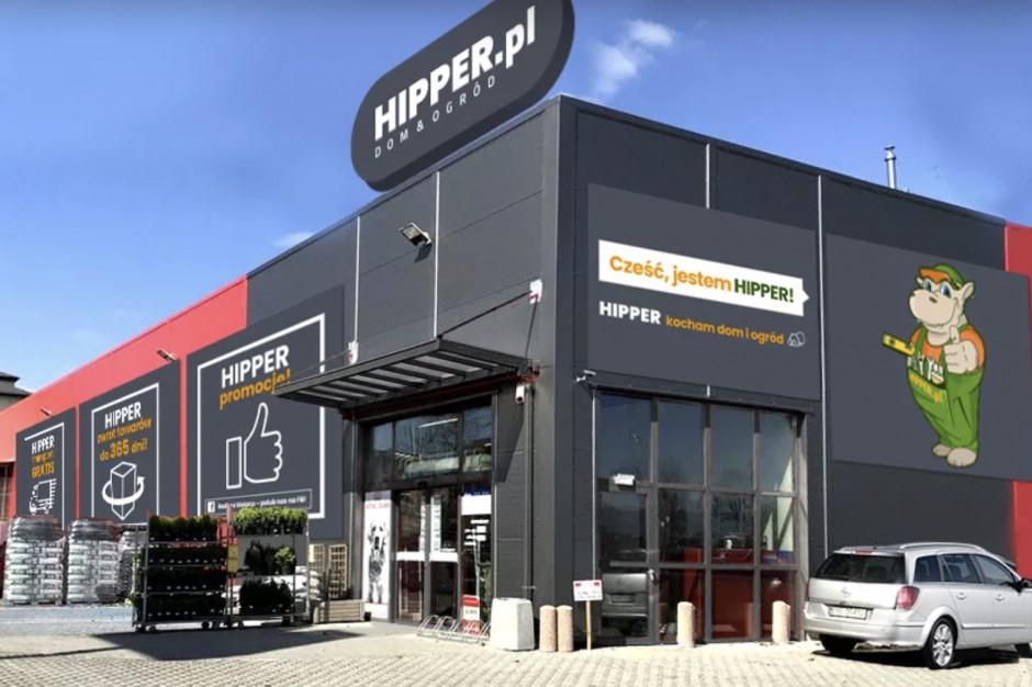 HIPPER.pl debiutuje na rynku marketów budowlanych
