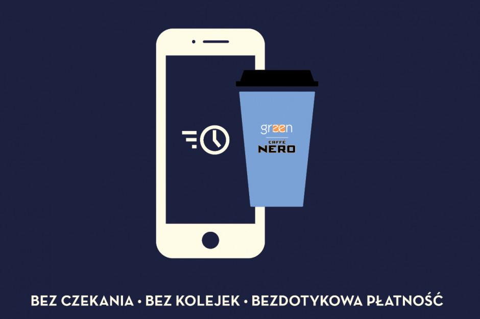 """Green Caffè Nero rusza z usługą """"Zamów i odbierz"""""""