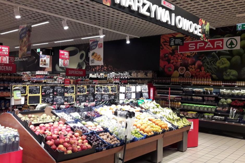Kolejny market Piotr i Paweł zyskuje szyld SPAR