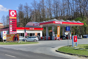 Franczyza to ok. 25 proc. stacji Circle K