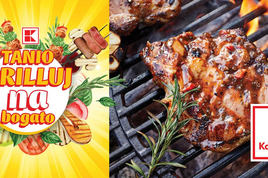 Kaufland promuje ofertę na grilla: dla mięsożerców i wegetarian
