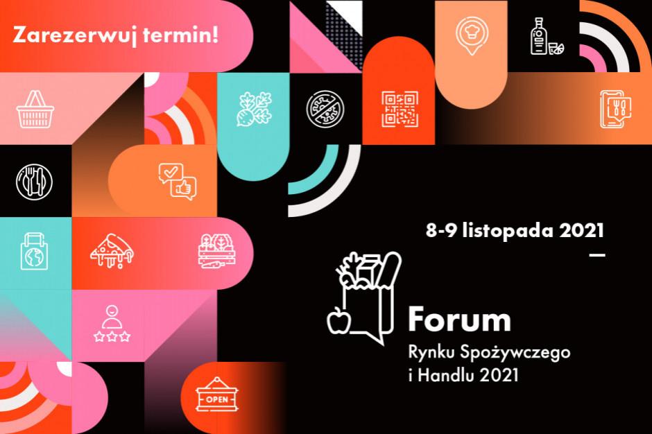 14. Forum Rynku Spożywczego i Handlu 8-9 listopada 2021