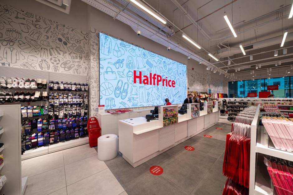 HalfPrice – rusza nowa sieć sklepów Grupy CCC (galeria)