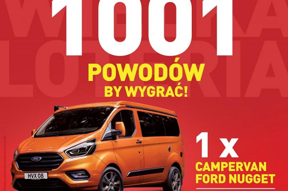 Aldi startuje z loterią dla polskich klientów