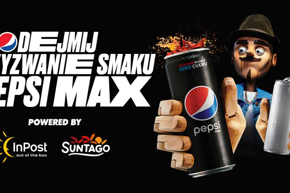 Wyzwania Smaku Pepsi będą w domach. Przesyłki w paczkomatach InPost