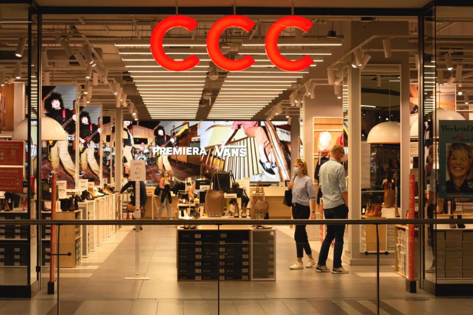 CCC realizuje sprzedaż online poprzez 82 platformy