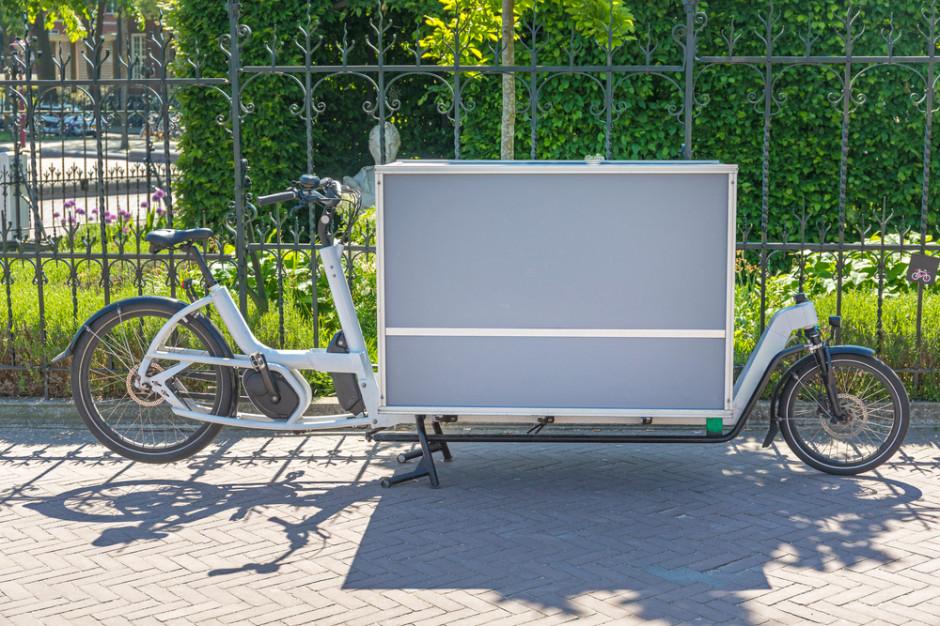 REWE będzie dostarczał zakupy z e-sklepu rowerami