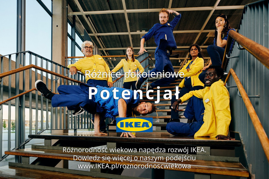 Starsi pracownicy chętnie widziani w sieci IKEA