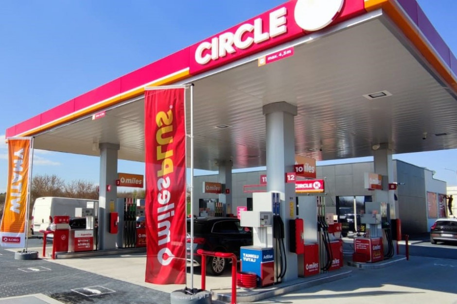 Sieć Circle K powiększyła się o nową stację w Rzeszowie