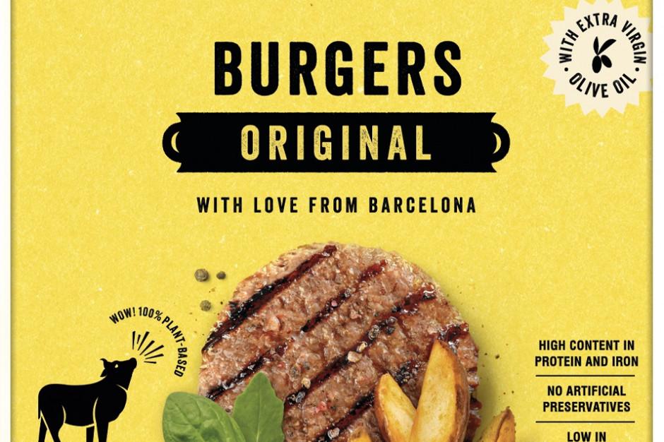 Nowa marka mięsa roślinnego wchodzi do Polski