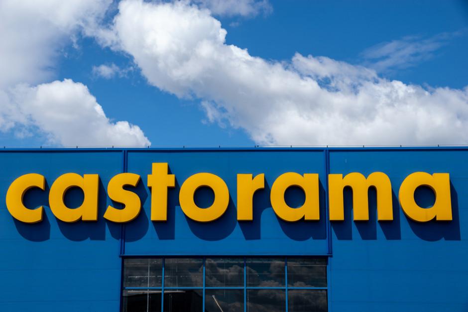 35 proc. nowej powierzchni to centra Tesco zamienione na markety Castorama