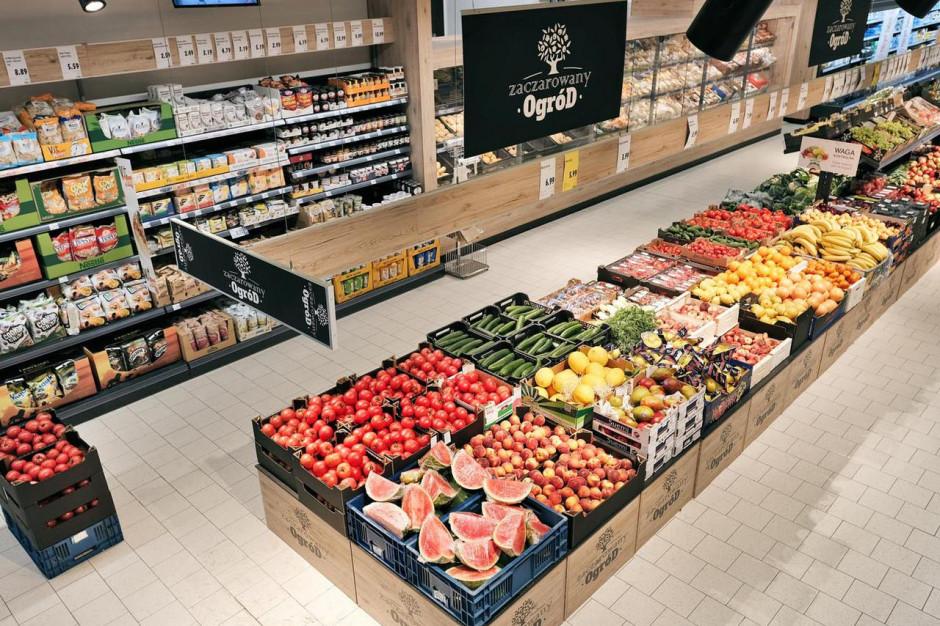 Polomarket w Pelplinie ruszył po modernizacji, wkrótce otwarcie w Lubiczu