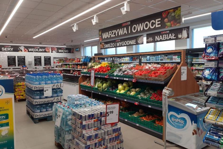 SPAR ze sklepem przystacyjnym w Godziszowie. Na zmianę logo czeka 9 placówek Piotr i Paweł