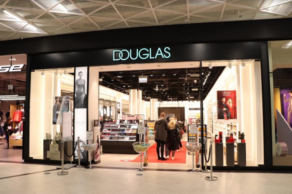 Douglas otwiera się w Galerii Wiślanka