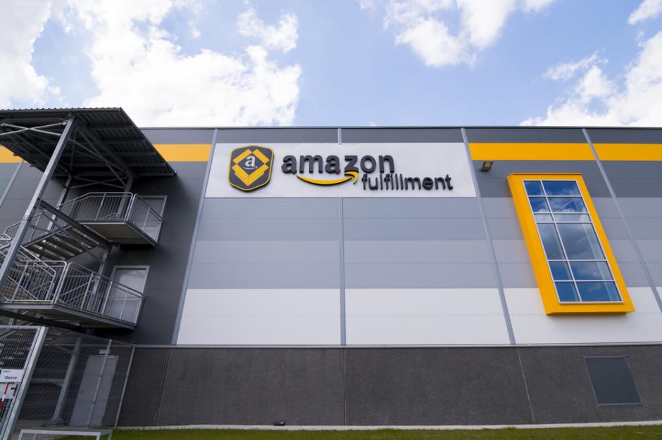 Zysk Amazon Fulfillment Poland mocno w dół