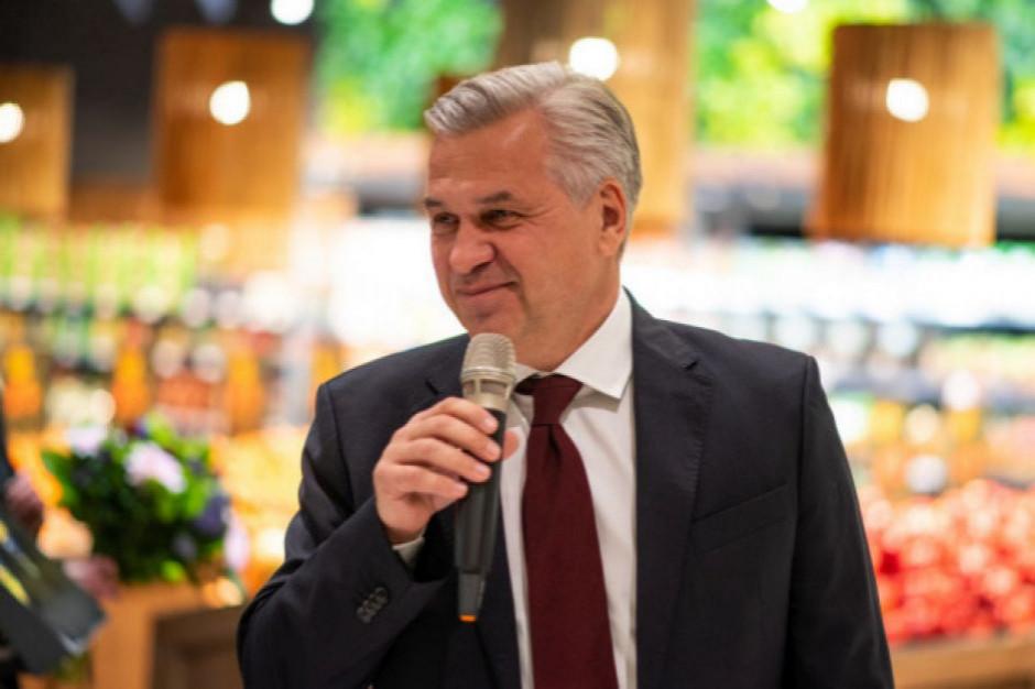 Netto żegna się z Januszem Stroką, trwają poszukiwania nowego dyrektora