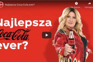 Beata Kozidrak współpracuje z Żabką i Coca-Colą