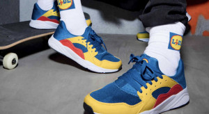Polska czeka na sneakersy Lidl. W Europie fani plądrują sklepy