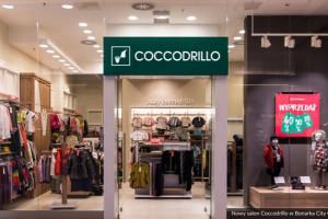 Coccodrillo otworzyło sklep w Moskwie
