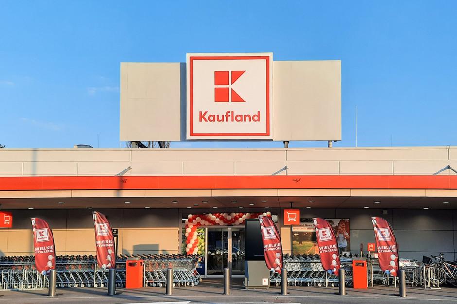 Kaufland modernizuje markety po Tesco