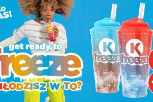 Circle K startuje z promocją napojów K-Freeze