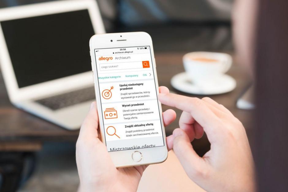 Allegro: lepsze wyniki dzięki wsparciu dostaw smart przez sprzedawców