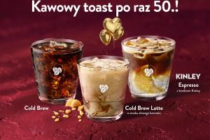 Loteria w Costa Coffee. Nagroda główna 50 tys. zł